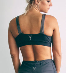 Yashel YV Sports bra athletic wear made in los angeles