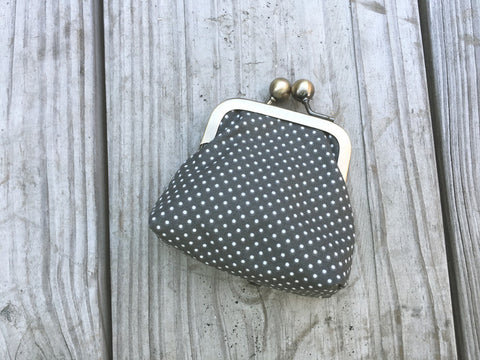 Tiny Dots Coin Purse