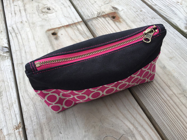 Lil Lovelies Zippered Pouch - PDF Pattern