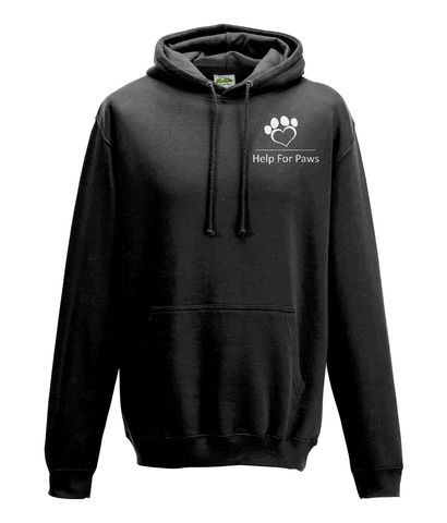 Suggested Products - Help For Paws Black Hoodie