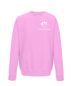 Help For Paws Sweatshirt