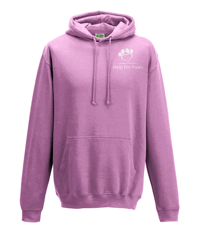 Suggested Products - Help For Paws Pink Hoodie