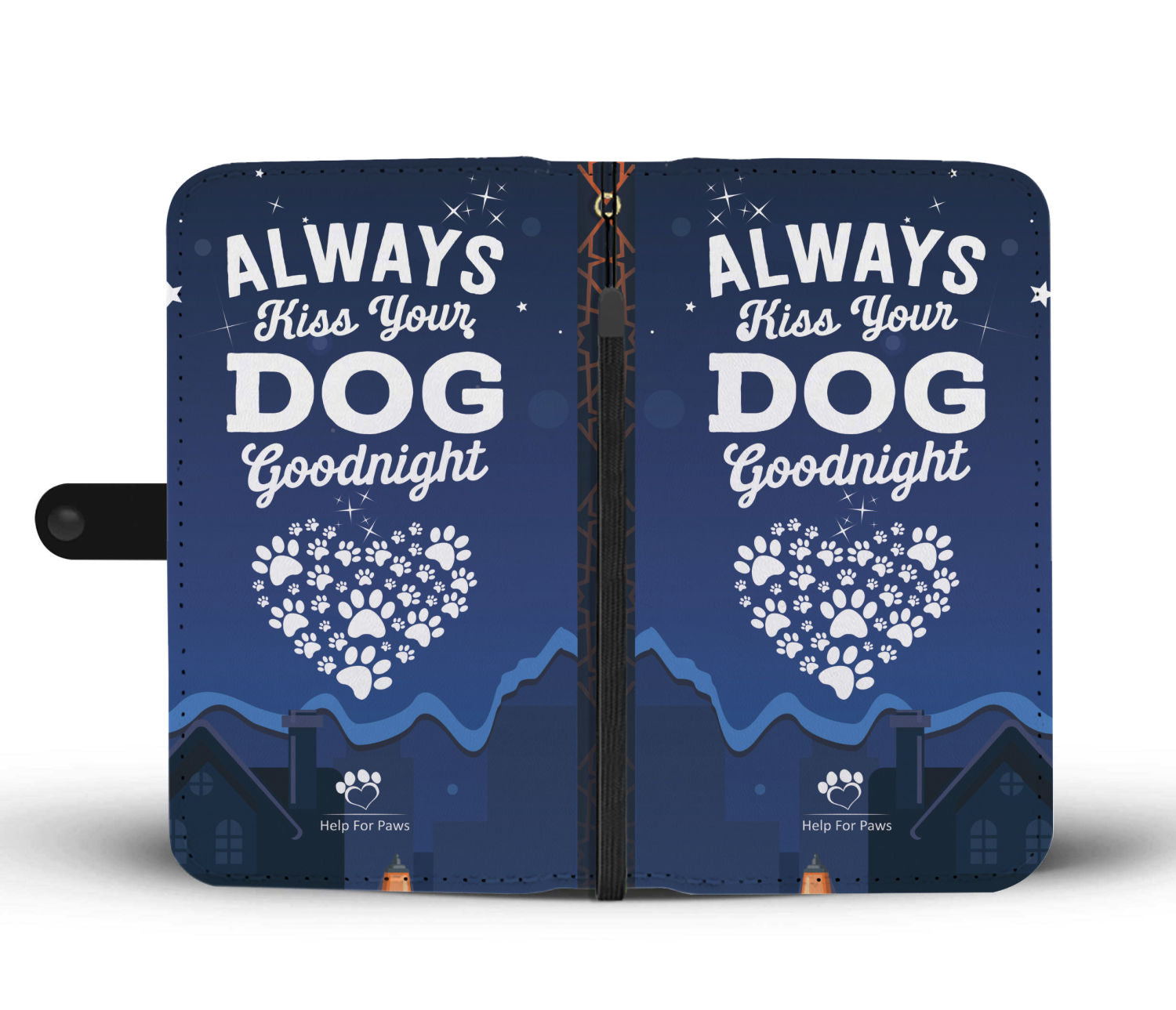 Always Kiss Your Dog Phone Case - Samsung
