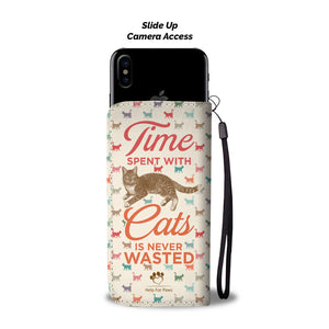 Time With Cats Phone Case - LG