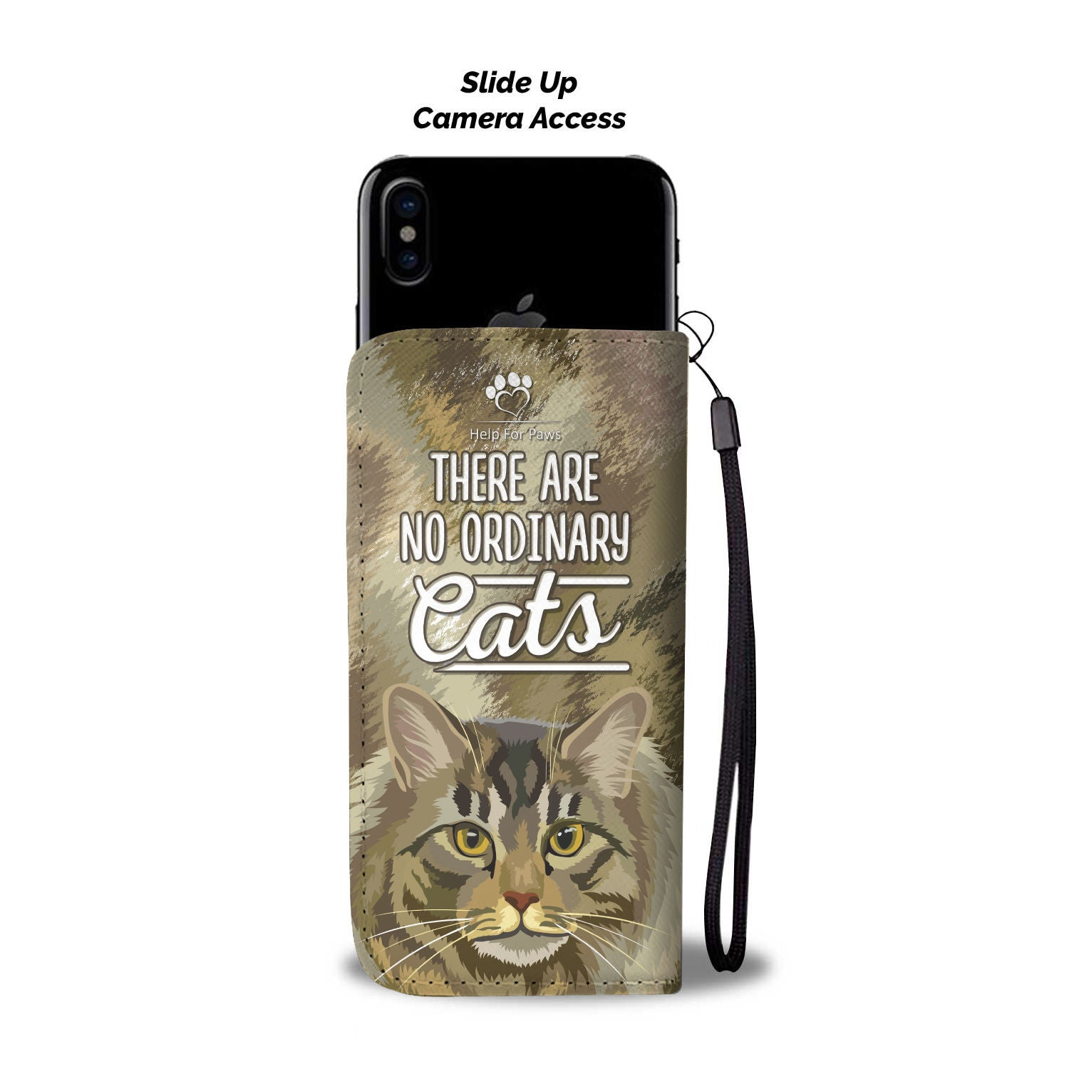 No Ordinary Cats Phone Case - LG