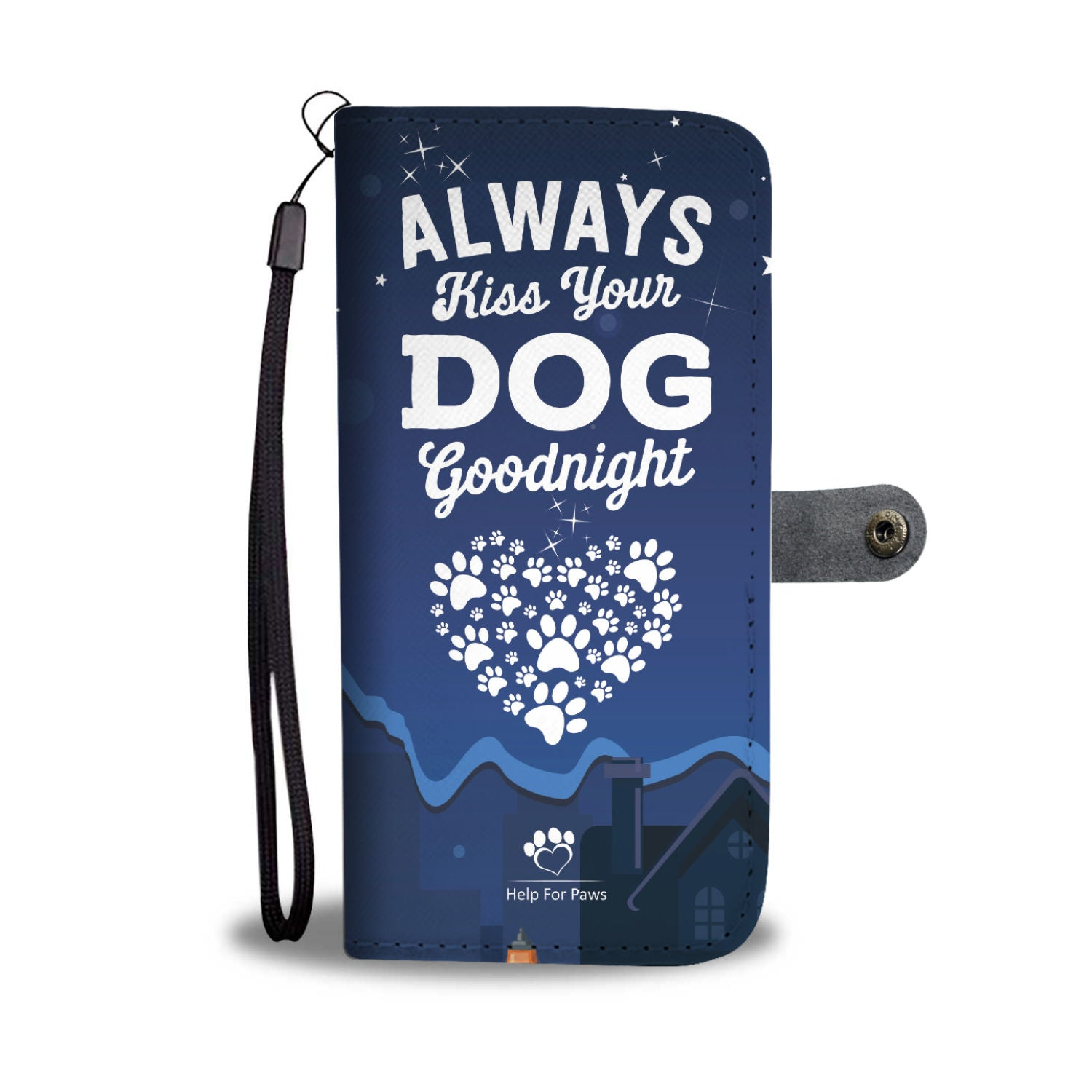 Always Kiss Your Dog Phone Case - Google
