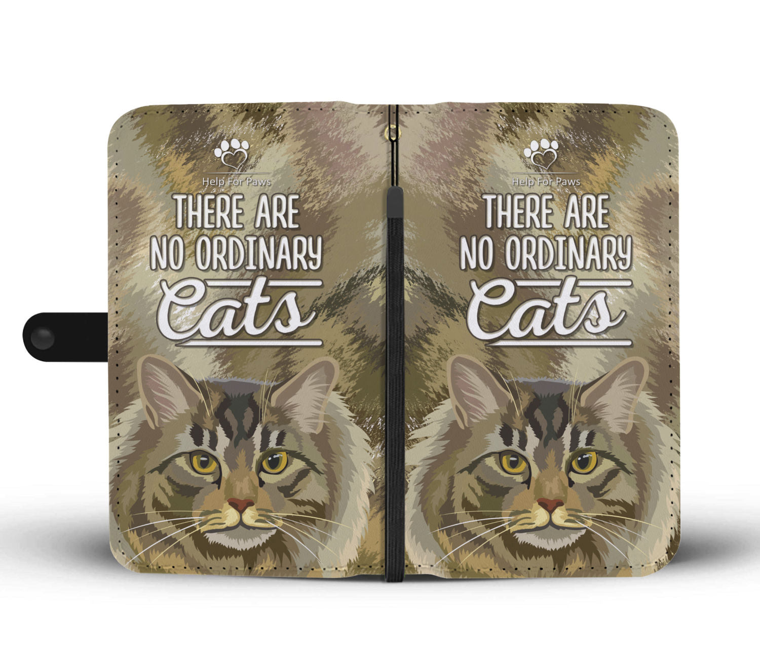 No Ordinary Cats Phone Case - Google