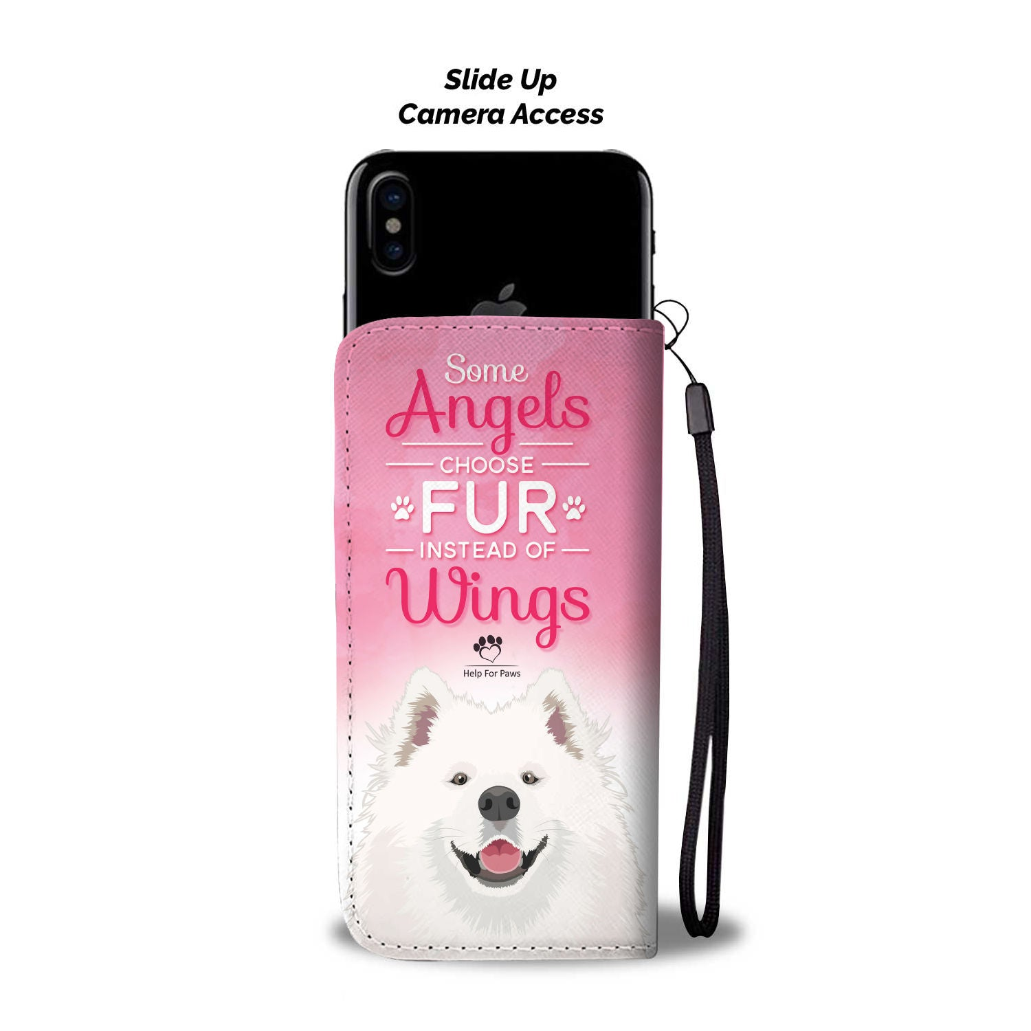 Fur Instead of Wings Phone Case - Google