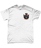 Boxer in a Pocket T-Shirt - Mens