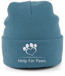Clothing - Help For Paws Beanie Woolly Hat