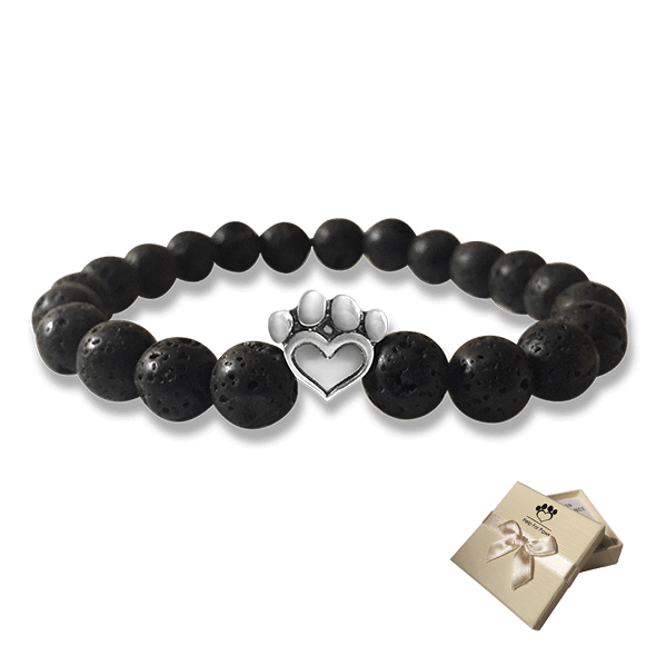 Help For Paws Bracelet In Black