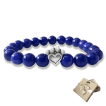 Bead Bracelet - Help For Paws™ Bracelet In Blue
