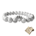 Help For Paws™ Bracelet In White
