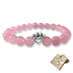 Help For Paws Bracelet In Pink