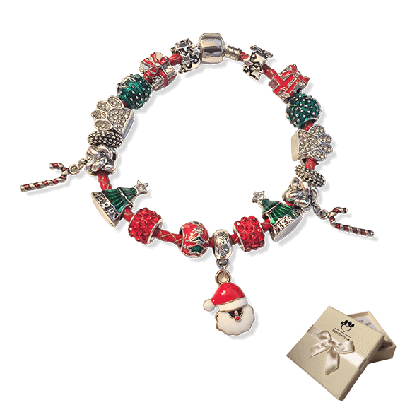 Bead Bracelet - Help For Paws™ Christmas Bracelet *Limited Edition*