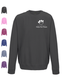 Clothing - Help For Paws Sweatshirt