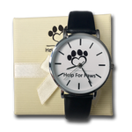 Help For Paws Watch - Black