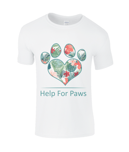 Help For Paws Tropical T-Shirt