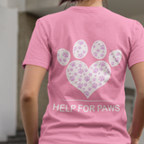 Pink Paws T-Shirt