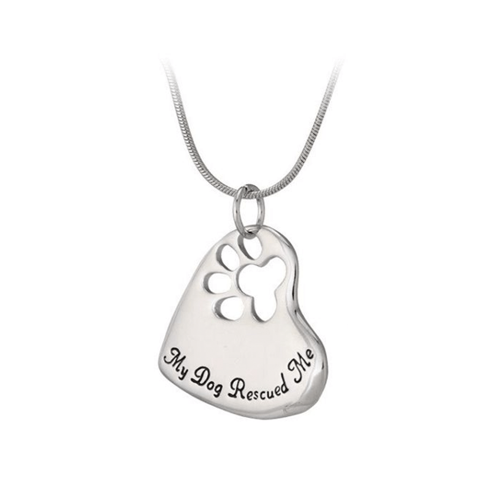 Rescue Dog Necklace
