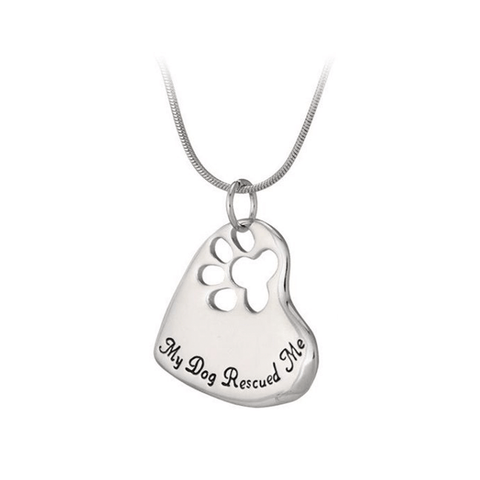 Necklace - Rescue Dog Necklace