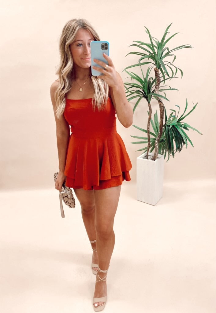 Holly Romper