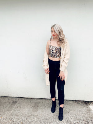 Catherine Cropped Tank