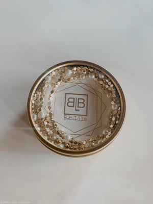Lila Babe Bar Bracelet/Necklace