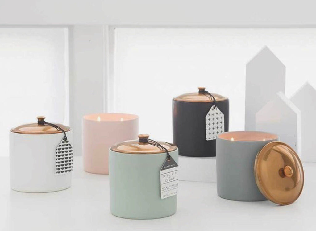 Paddywax Hygge Candles