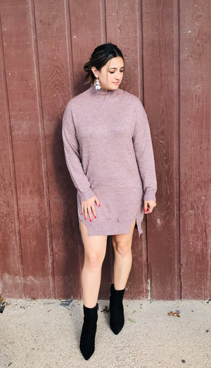 Edith Sweater Dress