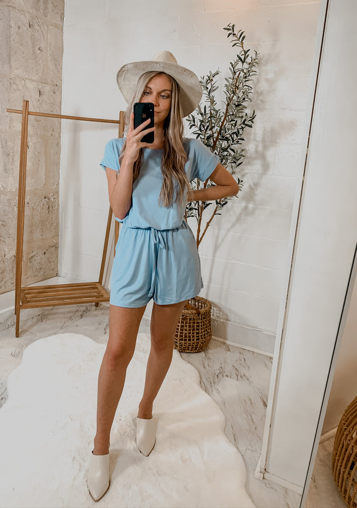 Ainsley Romper