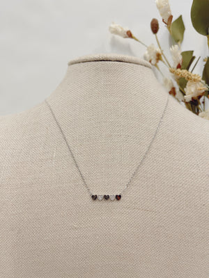 Love On The Line Necklace