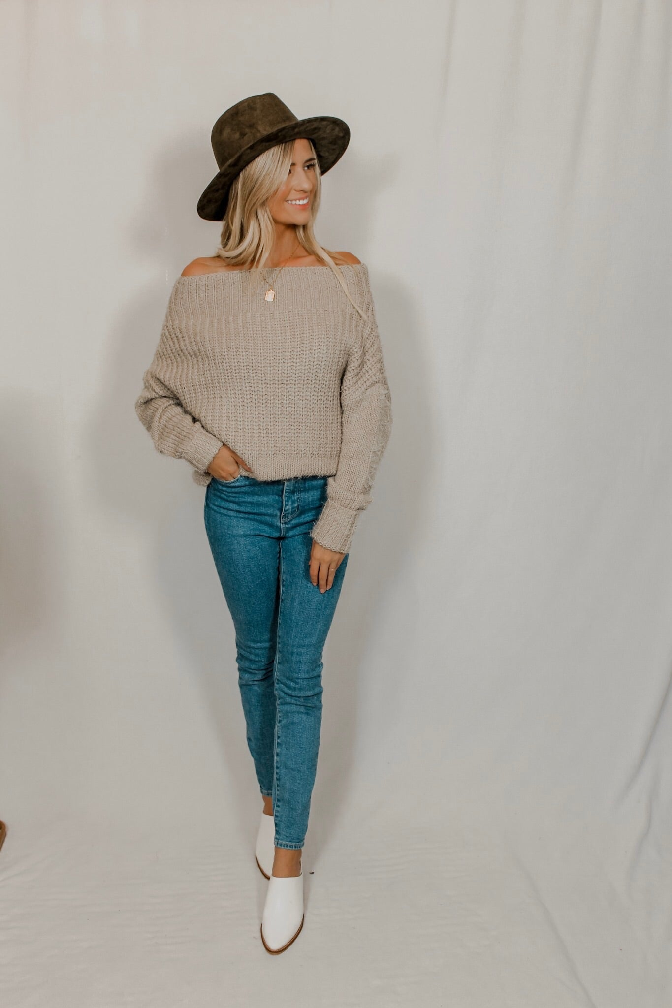 Josslyn Sweater