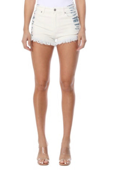 Birds Eye View Denim Short
