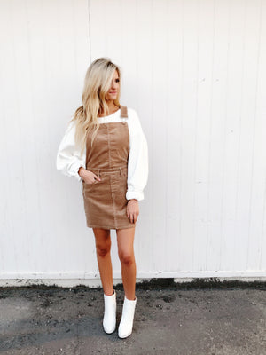 Beverly Overall Dress