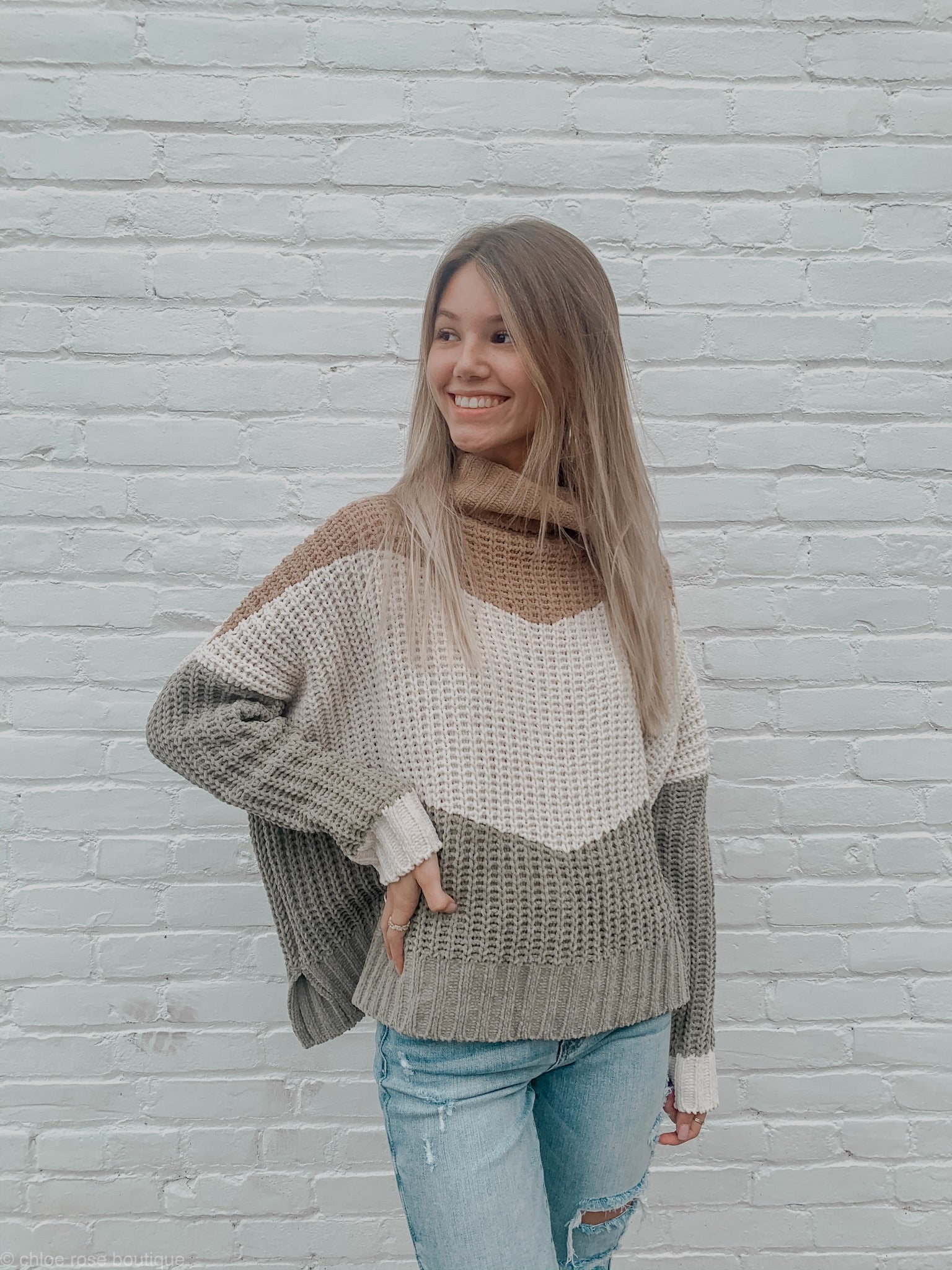 Madi Sweater