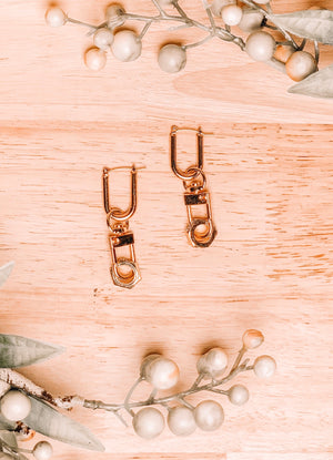 Locks and Bolts Earrings