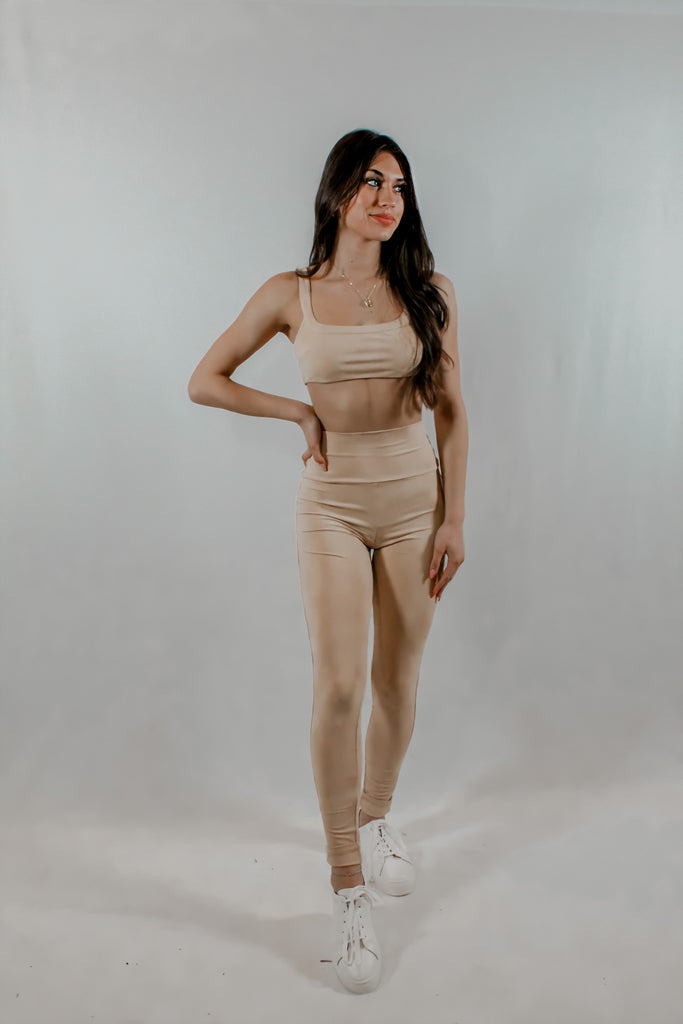 Fawn Athletic Set