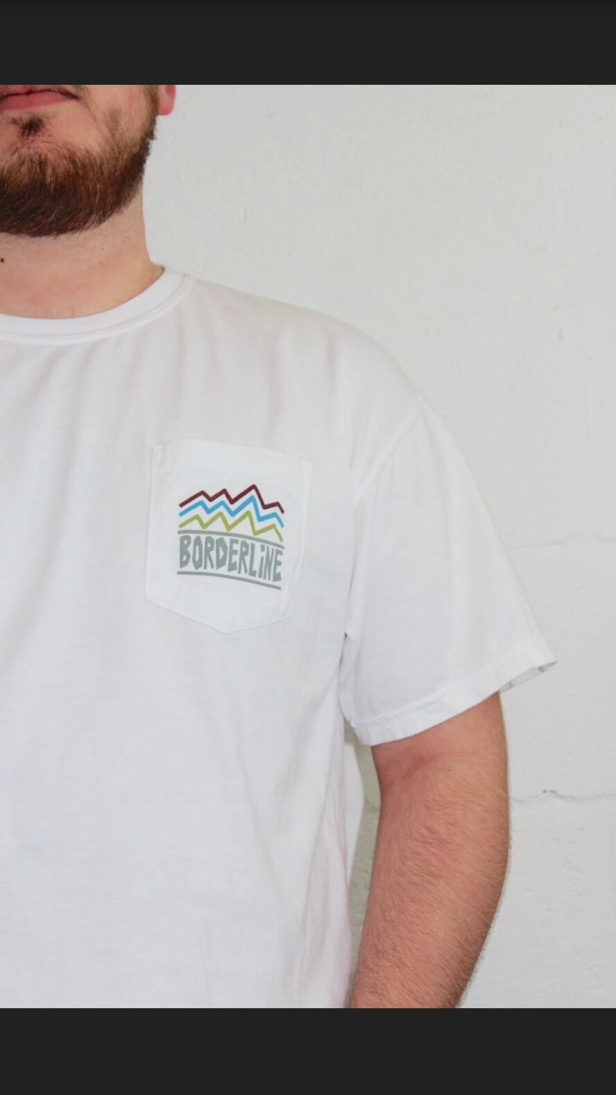 Borderline Founders T-Shirt