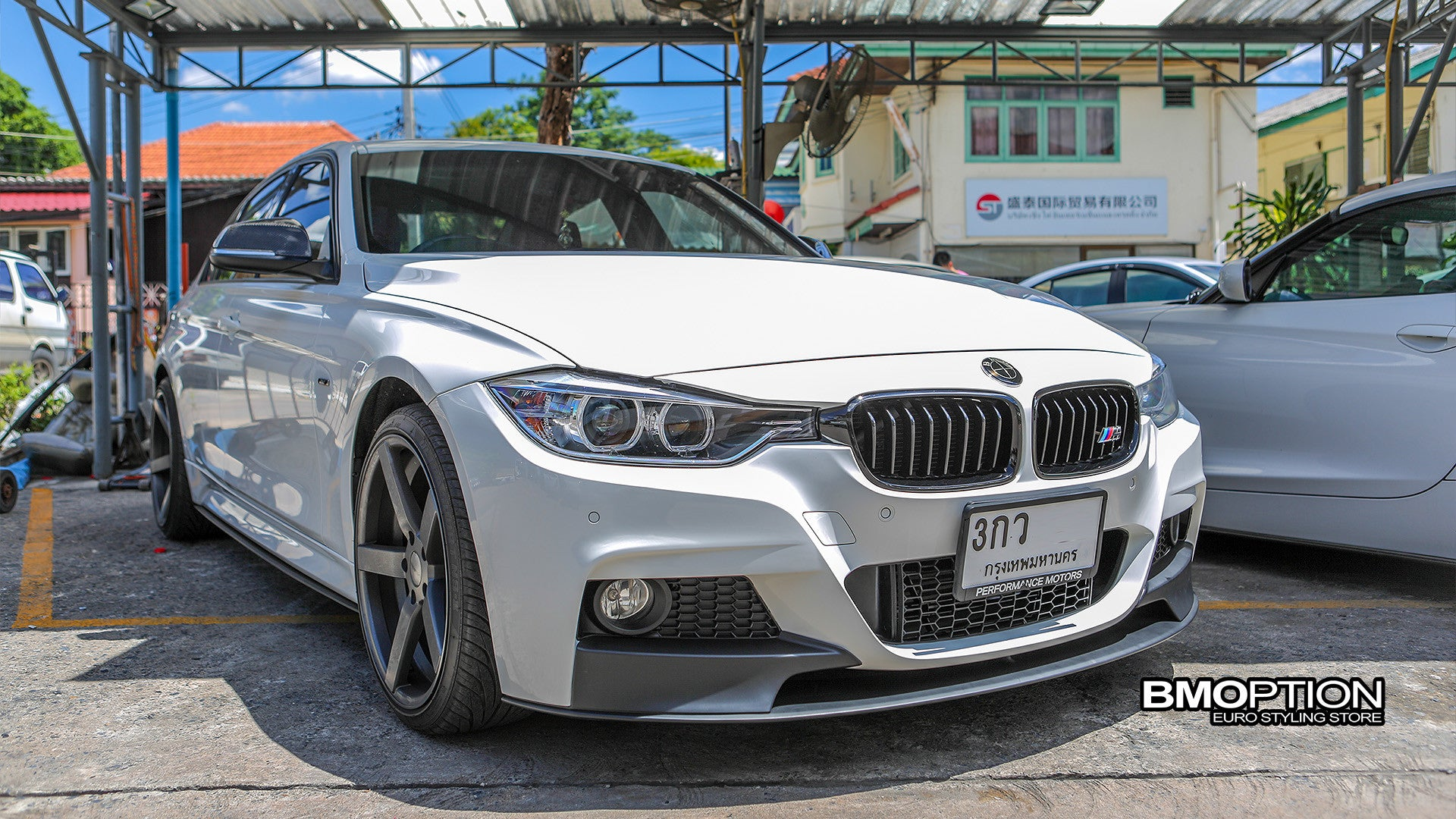 ชุดแต่งรอบคัน F30 M Performance Style Bodykit (PP Package