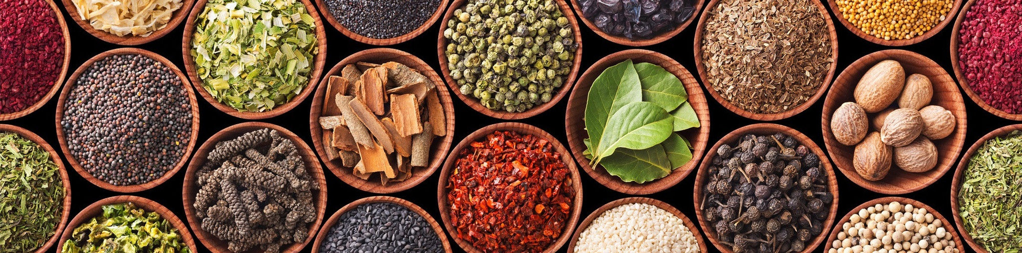 Spices and Blends