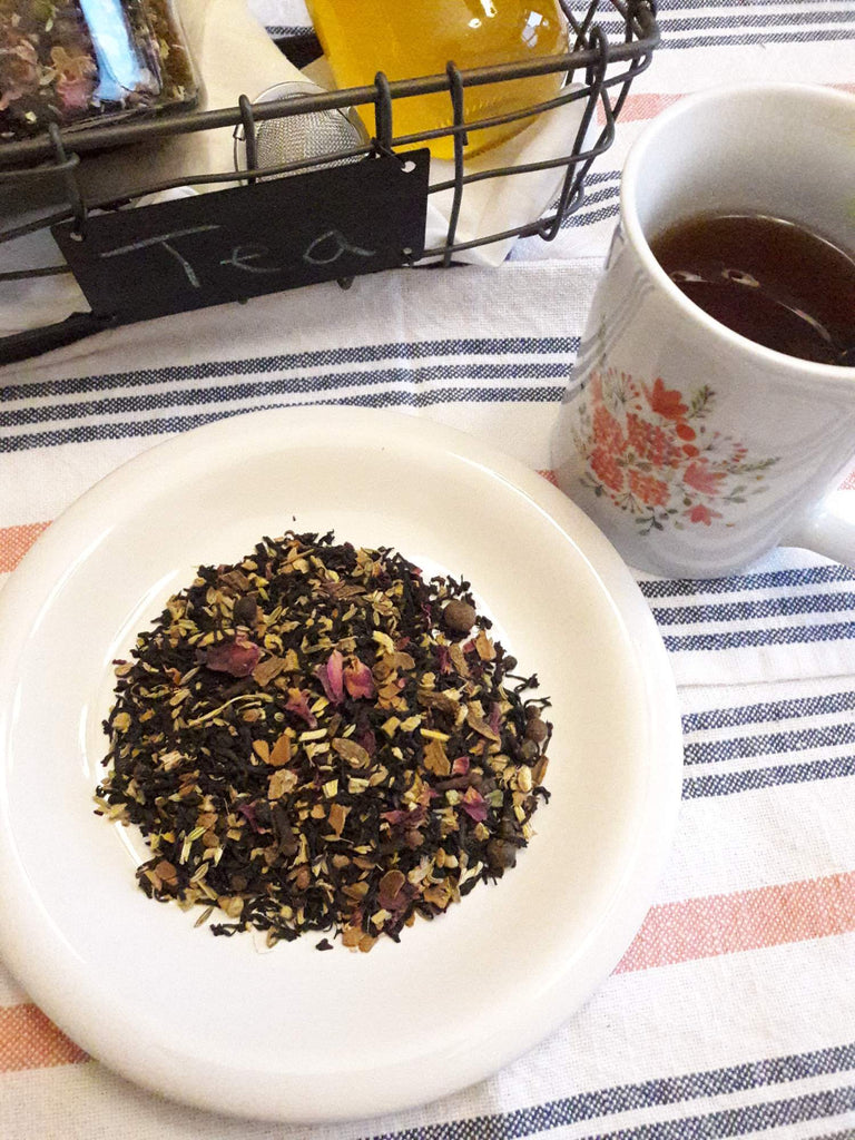African Chai Tea, Black tea