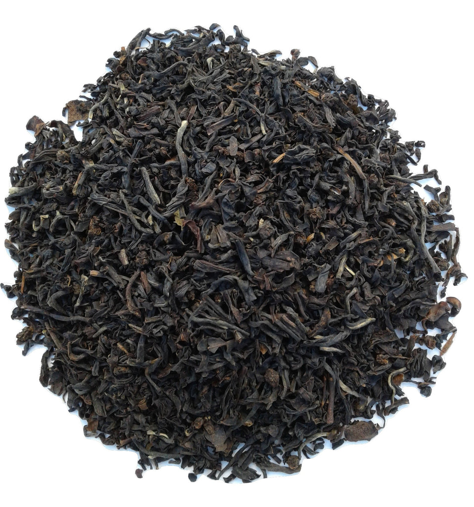 Organic assam black tea from india