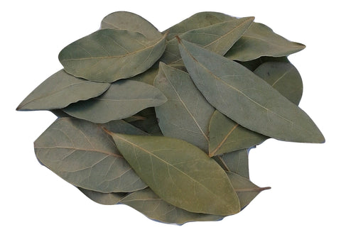 Organic, herb, bay leaf, bay laurel, whole leaf