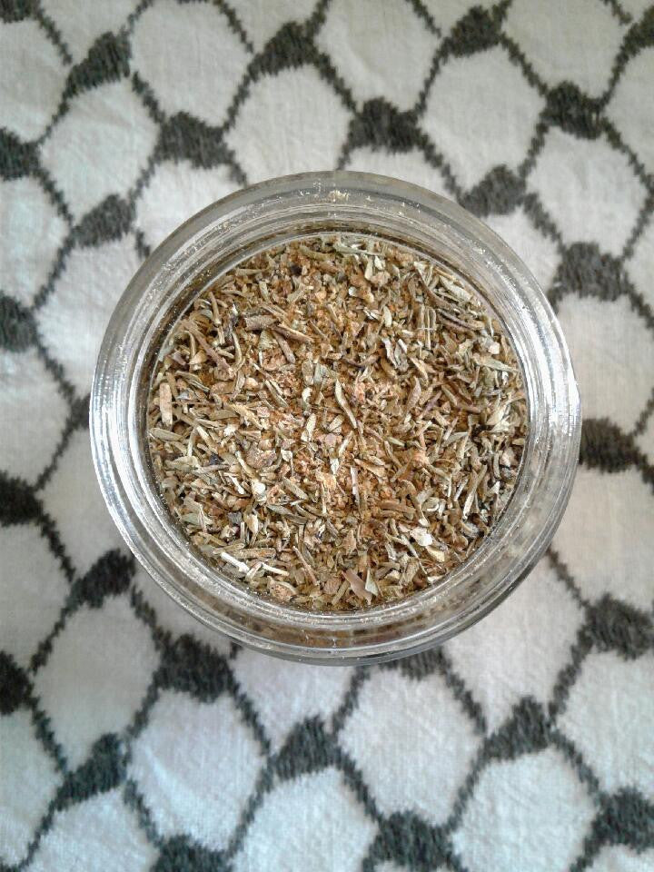Spice Jar, spices, spice blends, Provencal blend.