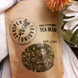 Organic Sweet Peppermint Herbal Tea