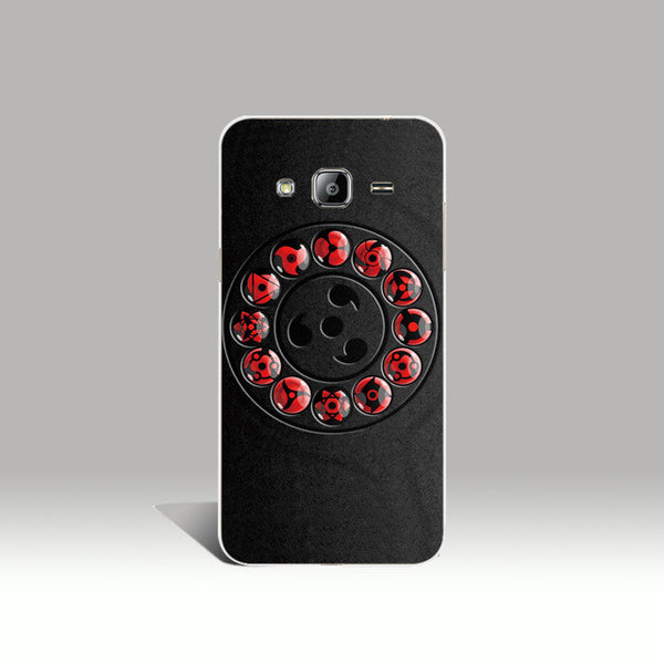 Naruto Sharingans Phone Case