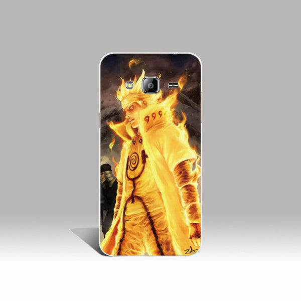 Naruto Nine Tails Mode Phone Case