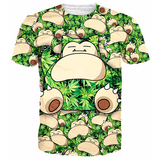 Snorlax Chill Shirts