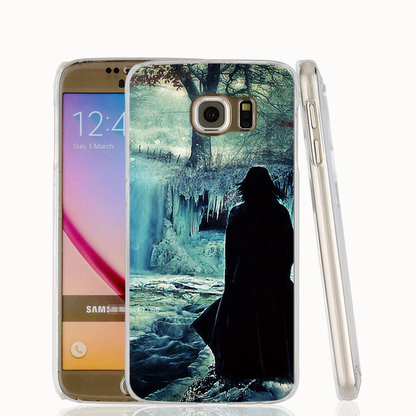 Harry Potter Snape Abroad Phone Case